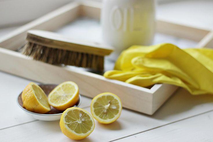 Ekologické čističe na jarní úklid. Vše potřebné máte doma! - Hobby