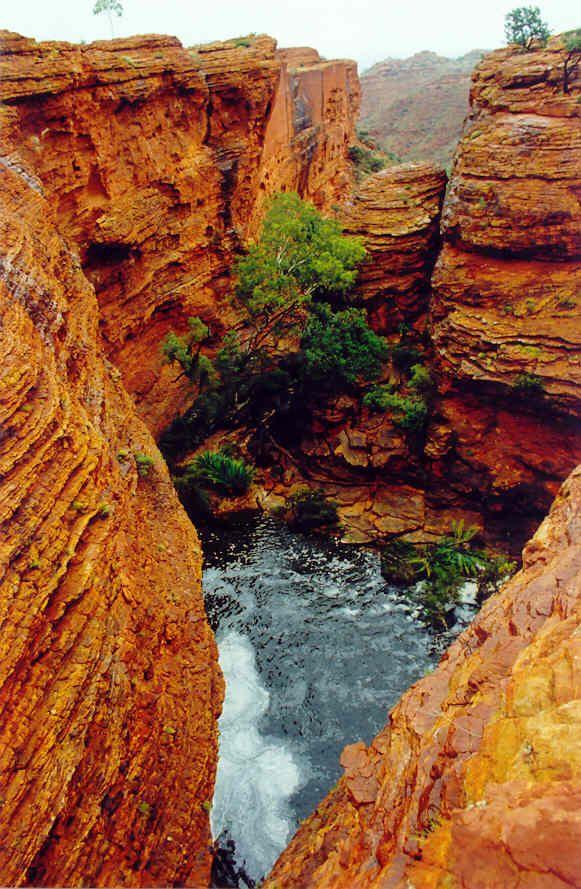 king canyon australia
