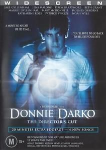 Discounted: Donnie Darko Directors Cut (DVD, 2003, 2 Disc Edition, R4 Australia) AS NEW