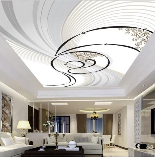 Three Dimensional Crystal Decorative Mirror Ceiling Roof Ceiling Living Room Bedroom Background Wall Mirror Diy Ceiling Decorations Star Ceiling Ceiling Decor