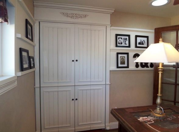 how to make large closet doors