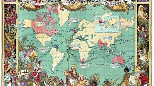 El sistema colonial británico que comienza a emerger en el siglo XVI, se afianza en el XIX y es una etapa clave de la historia mundial.