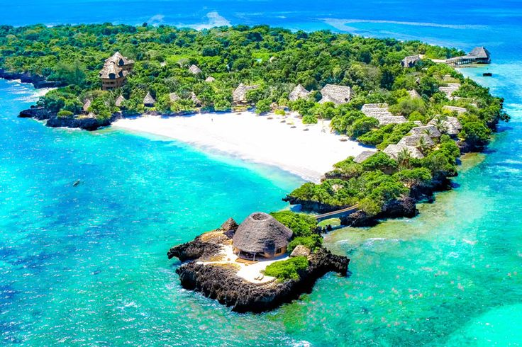 The Sands at Chale Chale Island, Kenia (Afrika)
