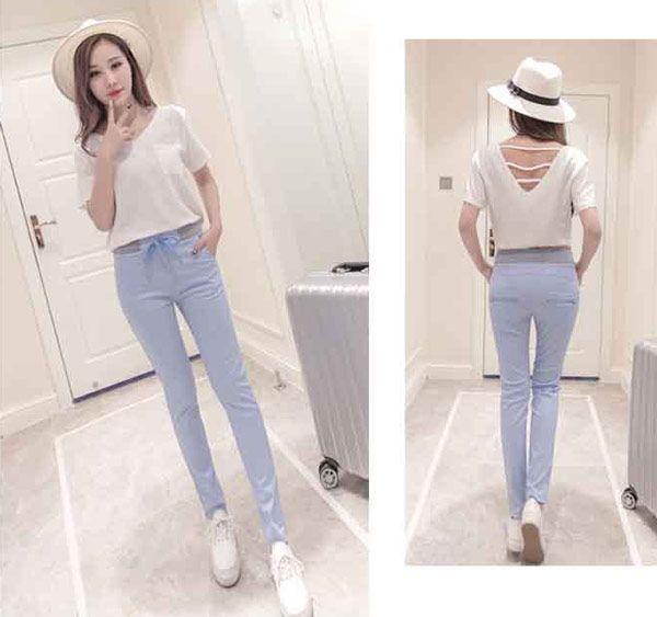 Fashion-Celana-Panjang-Wanita-Import-Bahan-Katun-Stretch-B2882_4