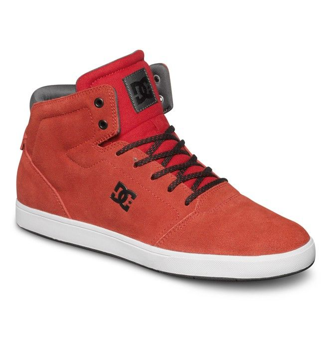dcshoes, , RED/DARK GREY (rg3)