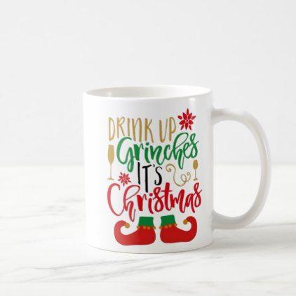 #Funny grinch Christmas mug - #drinkware #cool #special