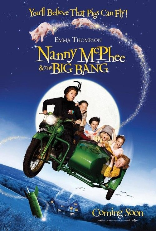 Watch Nanny McPhee and the Big Bang (2010) Full Movie Online Free