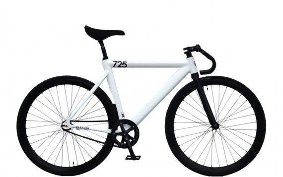 Leader Bike – 2012 725TR Mid Complete fixed-gear bicycle