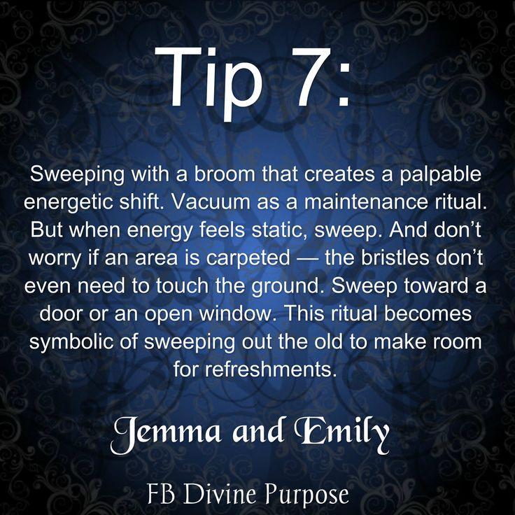 Tip 7 More at FB Divine Purpose