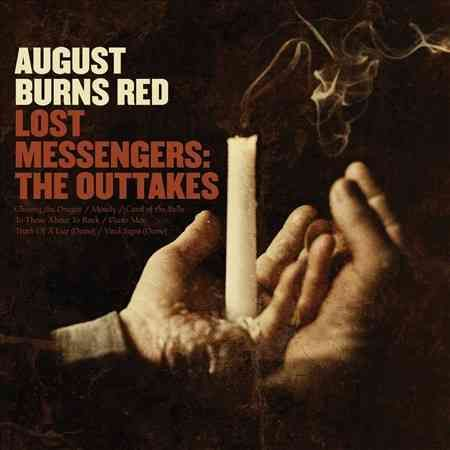 August Burns - Lost Messengers: The Outtakes