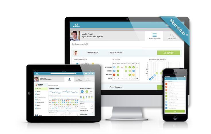Monsenso Copenhagen-based technology company developing mental health solutions