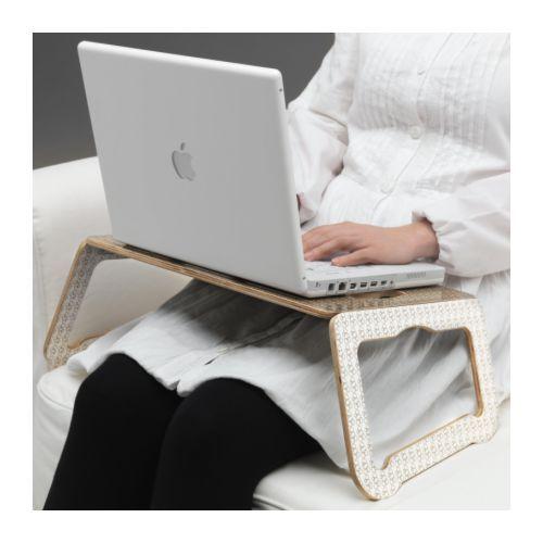 25 melhores ideias de mesa portatil para notebook no for Porta tablet ikea