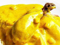 Kyckling i currysås (kock recept.nu)