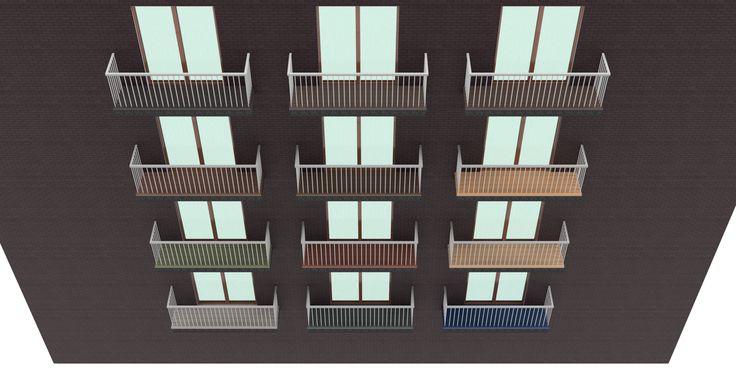 Палитра цветов террасной доски для балконов  Решения из ДПК для балконов   #терраснаядоска#дпк#декинг#балконыдпк#terrasfera