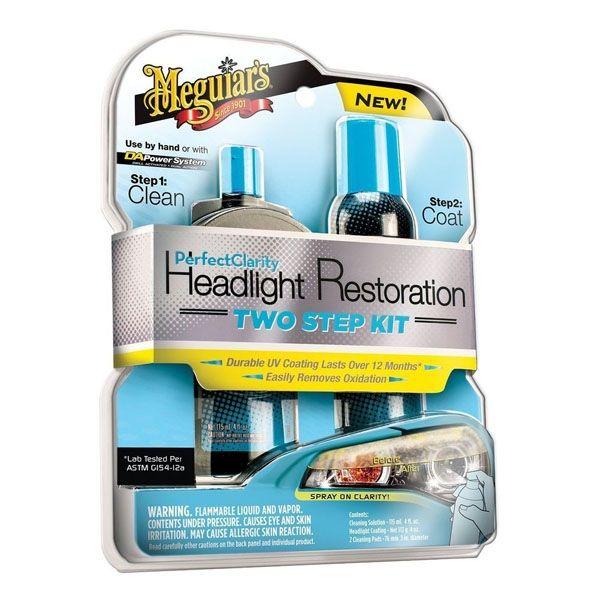 Meguiar's Perfect Clarity 2 Step Headlight Restoration Kit - Harga Pembersih Lampu Mobil yg Kusam Paling Murah  Meguiar's® Perfect Clarity Headlight Restoration Kit Memulihkan Lampu Mobil yang kusam, menguning dan teroksidasi dengan cepat dan mudah.  http://tokomeguiars.com/wash/153-jual-meguiars-meguiar-s-perfect-clarity-headlight-restoration-kit-harga-pembersih-lampu-mobil-yg-kusam-paling-murah.html  #meguiars #perfectclarity #pembersihlampumobil