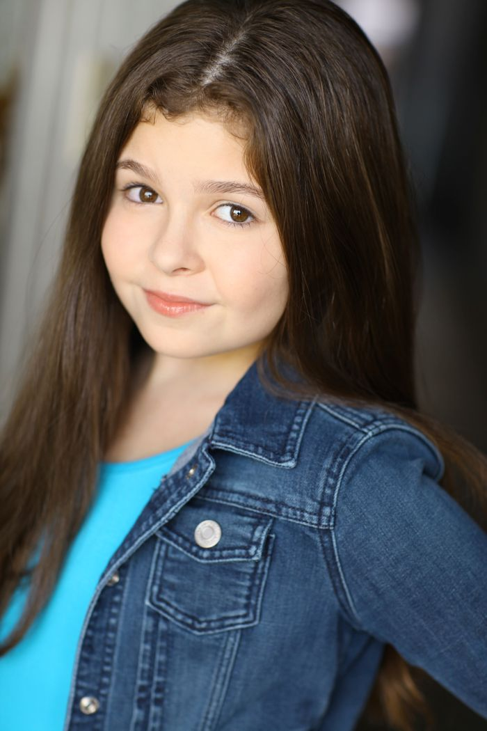 """Actress Addison Riecke who currently plays Nora Thunderman in the Nickelodeon TV series """"The Thundermans."""" The Thundermans was renewed for its 4th season!"""
