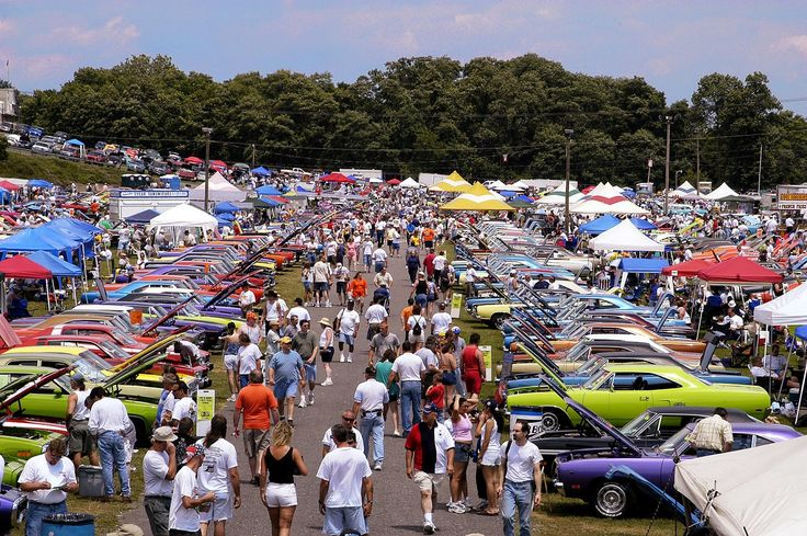 It's car show season in the Cumberland Valley. See what makes Carlisle Events so special and what's ahead this year. #FoundItInCV