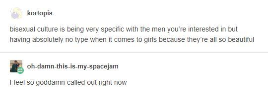 Tbh, it's the opposite for me. Like girls I have a specific type, but boys oh no idk...
