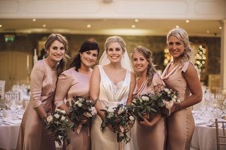 Tankardstown House winter wedding - tankardstown.ie - irish wedding photographer - Dublin photographers  0093