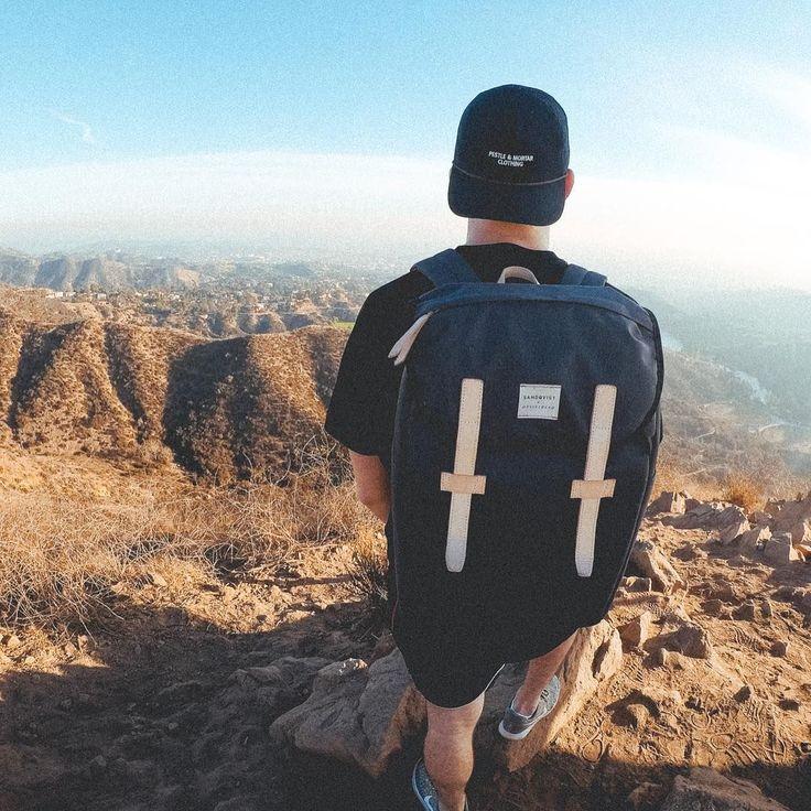 Our grey Hasselblad camera backpack via @donslens on Instagram.