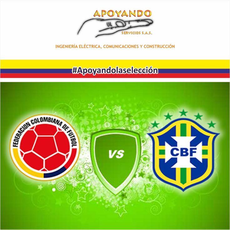 hoy en modo fútbol #apoyandolaseleccion #seleccioncolombia