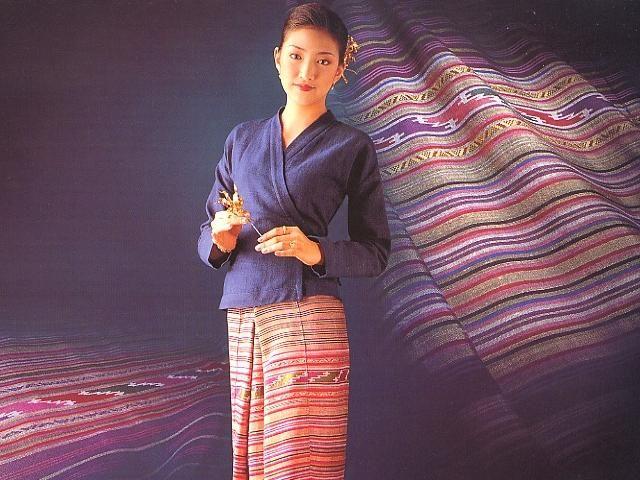 ใส่ผ้าถุง…นุ่งผ้าไทย - หาเพื่อน หาเพื่อนคุย