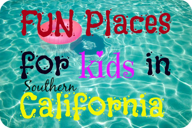 Things to do with Kids in Southern California - Temecula Qponer ~ Blogs!