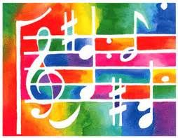 Colorful music♡♡♡
