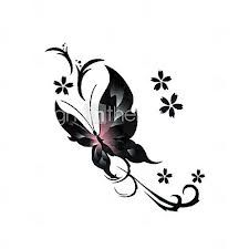 tattoo vlinder en letters - Google zoeken