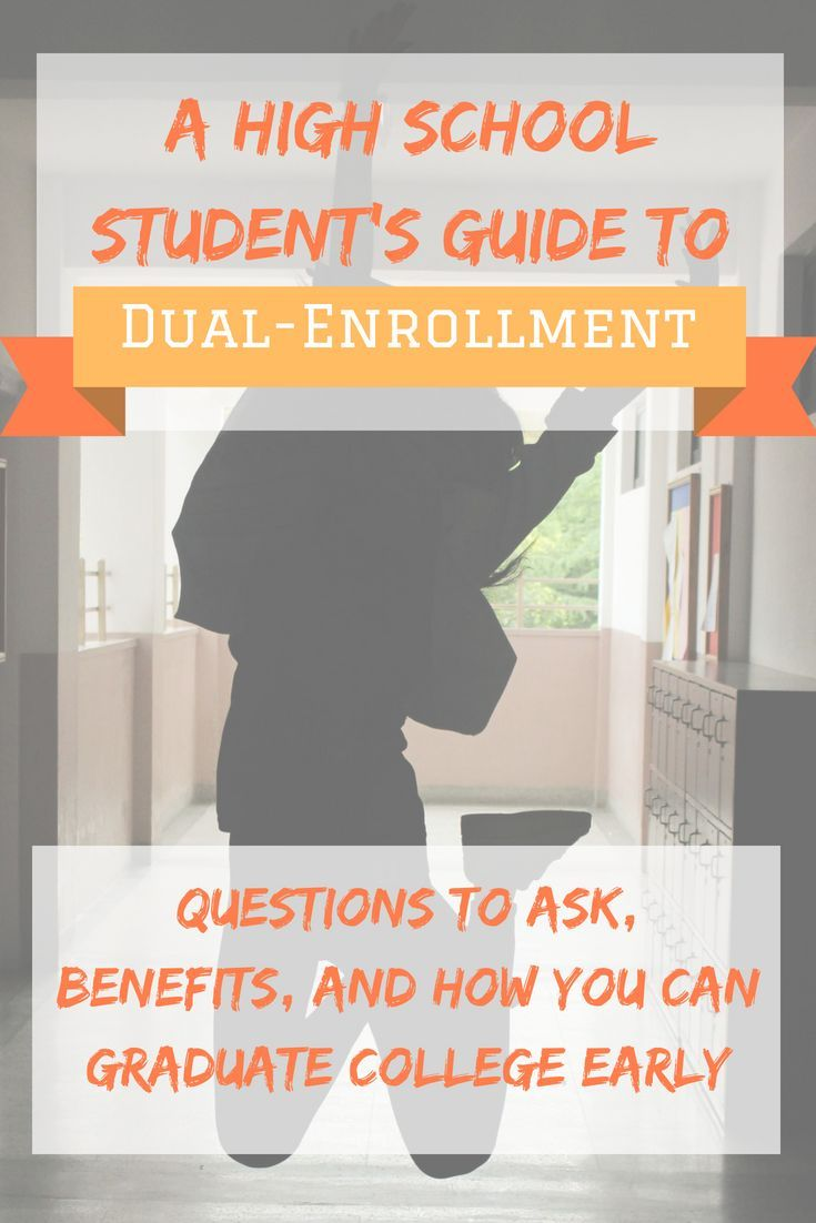 More Public High Schools Are Offering Dual Enrollment Programs Than