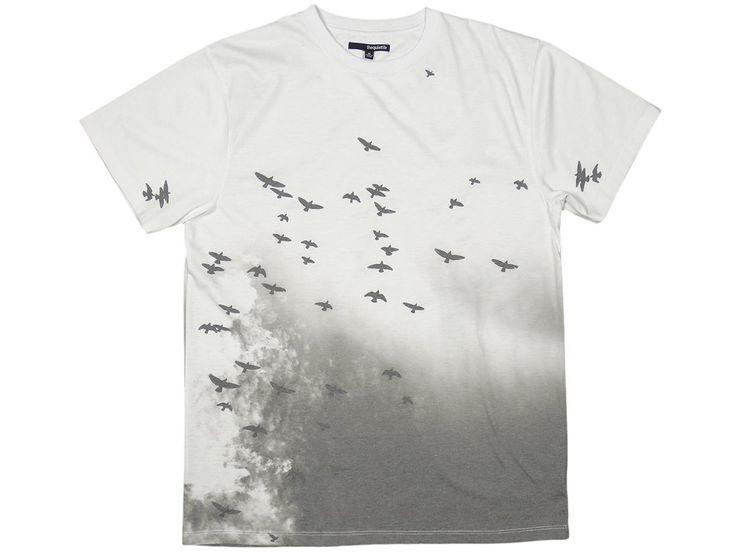 The Quiet Life - Birds T White