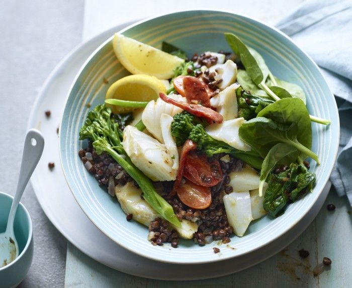 Is this tasty cod and lentils a bit of you? / The Body Coach Blog / The Body Coach