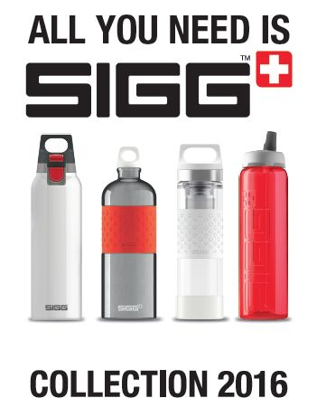 SIGG new collection 2016