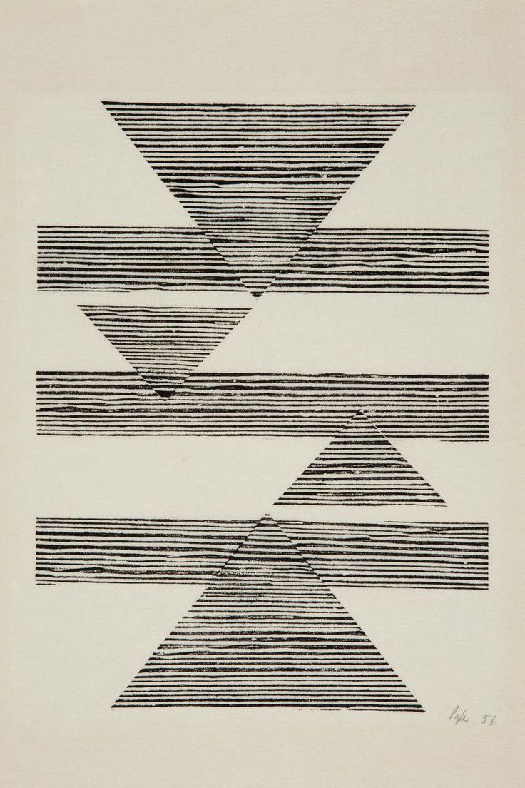 Tecelar (Untitled: Weaving), 1956 | Sem título