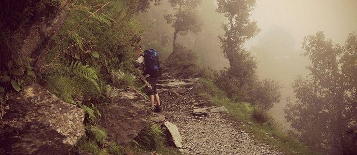 A spirited sojourn - Triund & Lahesh Cave trek