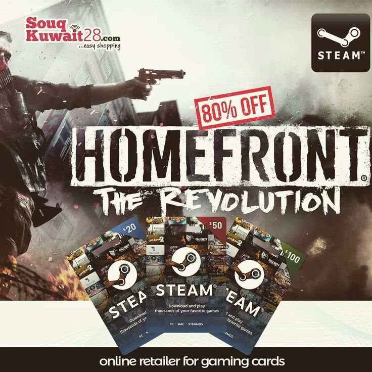 Steam Store Updates | Buy Steam Gift Cards Online Now - Homefront: The Revolution 80% Off - Styx: Shards of Darkness 66% Off - DC Franchise Up to 75% Off  #gaming #gamingcards #gamecards #gaminggiftcards #pcgaming #pcgames #steamgames #steamgaming #steamgiftcards #souqkuwait28 #souq28 #souqkuwait #gametrailers #gamer #videogame #videogameaddict #gaminglife #instagamer #gamestagram #gamersunite #gamersofinstagram #gamingcards #gamecards #gamerguy #gamergirl #HomeFrontTheRevolution…