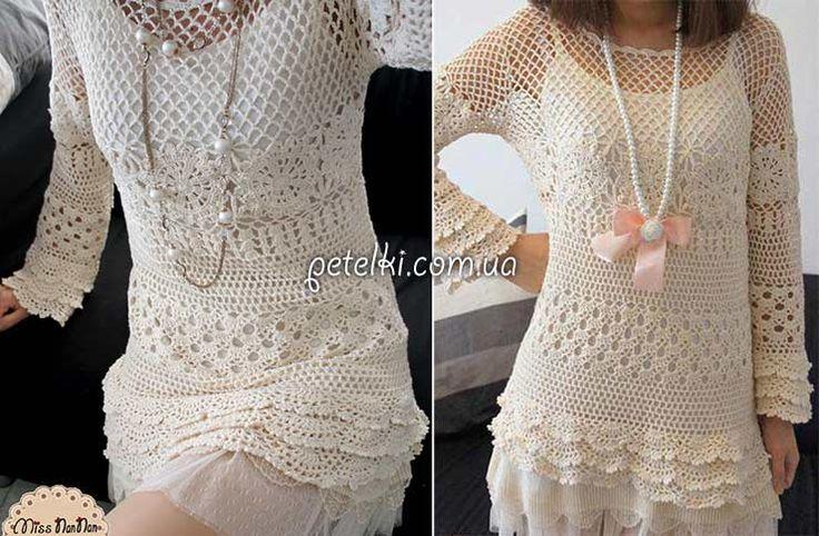 Crochet Dresses, Dresses
