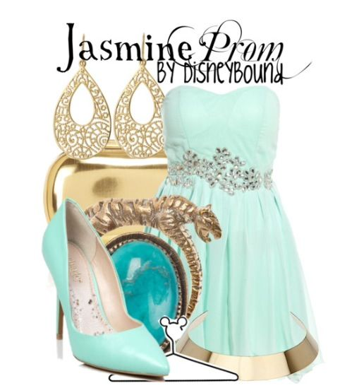 Jasmine prom