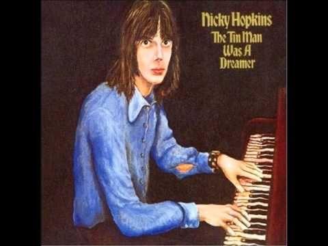 Nicky Hopkins -- Tin Man Was a Dreamer
