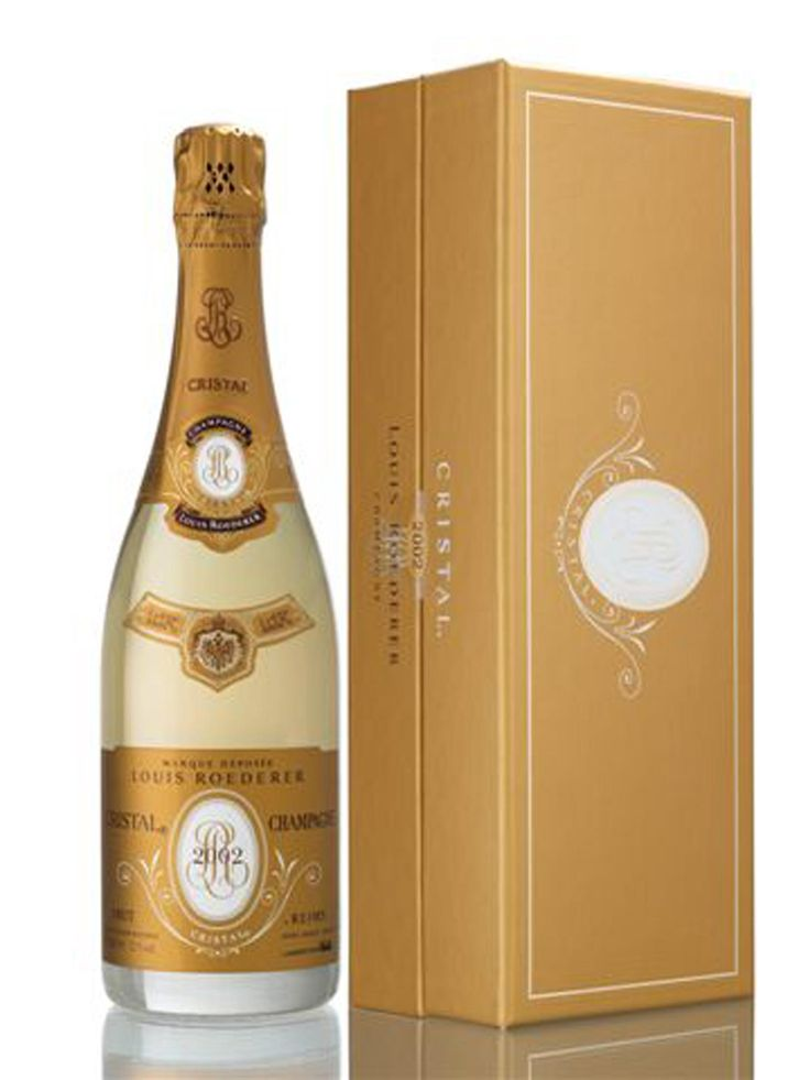 "On my list of ""Things to Try"" is the 2002 or 2005 Cristal Louis Roederer champagne... what would it take? :-)"