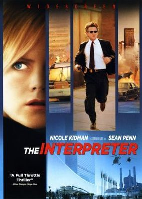 The Interpreter (2005) movie #poster, #tshirt, #mousepad, #movieposters2