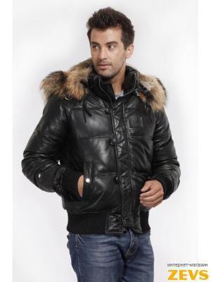 Мужские зимние кожаные куртки, кожаные пуховики мужские, кожаные куртки с мехом. Купить кожаную мужскую куртку зимнюю в интернет-магазине ZEVS: меховые кожаные куртки с капюшоном, с мехом, пилот, кожаные дубленки, пуховики с мехом, зима 2015, Москва и РФ.