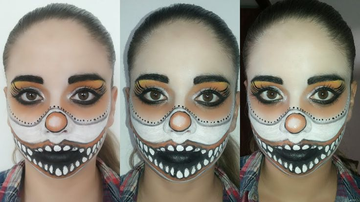 Fácil Maquillaje para Halloween Payaso - Clown Makeup Tutorial - Belleza...