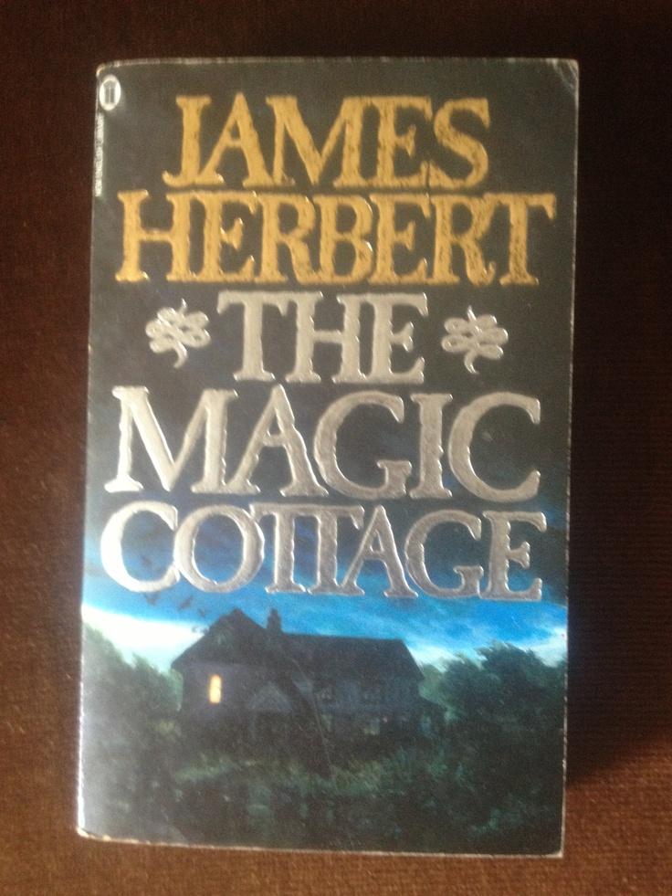 James Herbert. The Magic Cottage paperback book. £0.75 Ilfracombe #Barnstaple #NDevon #NorthDevon #Exmoor #Woolacombe #Braunton #CombeMartin