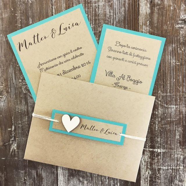 Wedding Card tiffany love