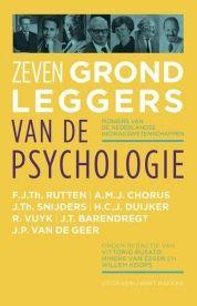 Zeven grondleggers van de psychologie Auteurs: Rutten, F.;  Chorus A.; Snijders uitgeverij: Bert Bakker plaatskenmerk: 412