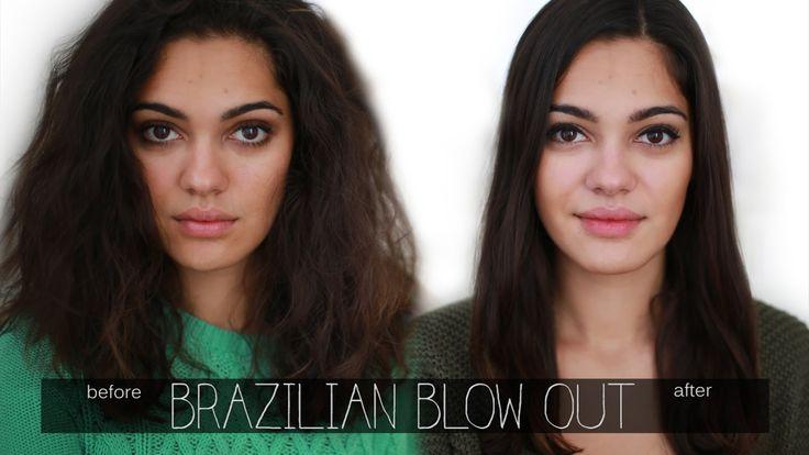 HABT IHR EUER FRIZZ PROBLEM SCHON IN DEN GRIFF BEKOMMEN? :) Ich habe mal etwas neues ausprobiert. Brazilian Blow Out oder auch das Keratin Treatment. Damit b...