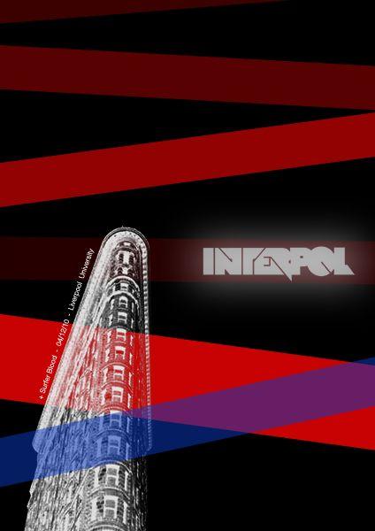 Interpol by Gaz Williams