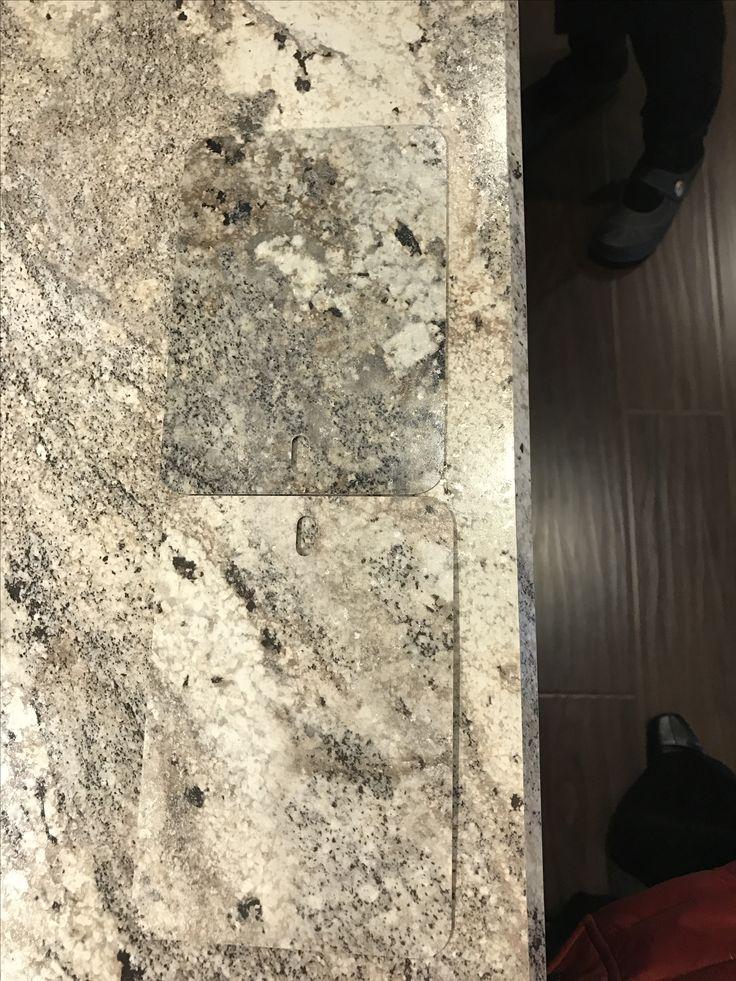 Formica Cafe Azul Darker Vs Classic Crystal Granite In