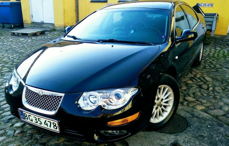 My own Chrysler 300M sporty sedan. 3.5l, V6, 24v, 252 Hp, 225 km/h, 7,8 sec, 1630kg -  the ultimate sport driving machine, filled with luxurious comfort!